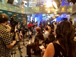 "Live in the SiriusXM ""Success in Business Town Hall"""