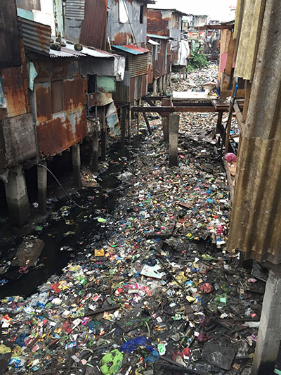 The amount of plastic waste polluting our communities may double in 15 years, although there appears to already be plenty.