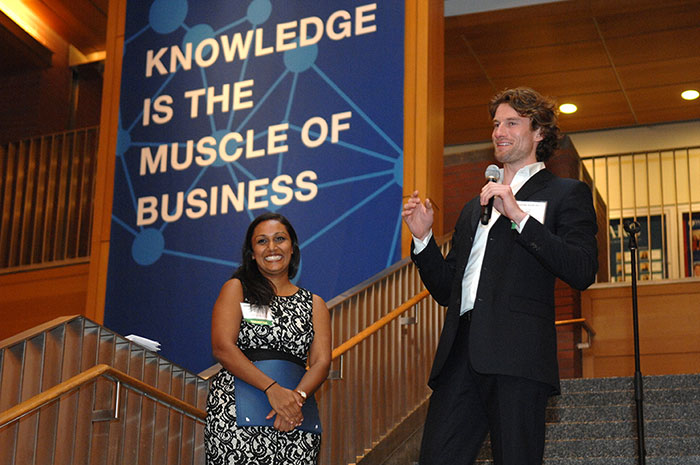 Funnest Moments From the Wharton BPC