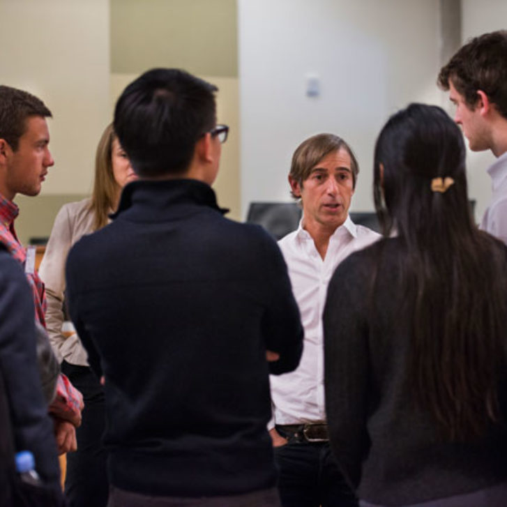 Wharton Undergrads Learn Innovation on the Go
