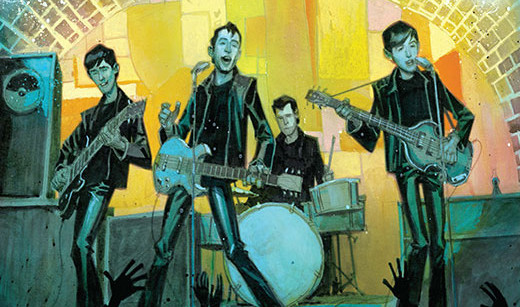 Telling the Only Tale of the Fifth Beatle
