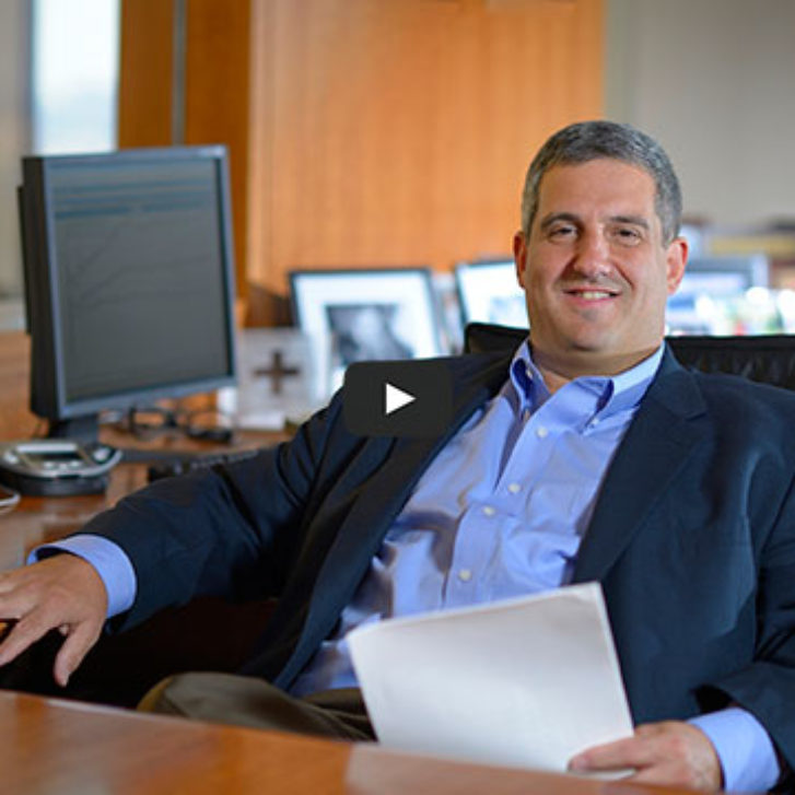 A Conversation With Larry Robbins, ENG'92, W'92