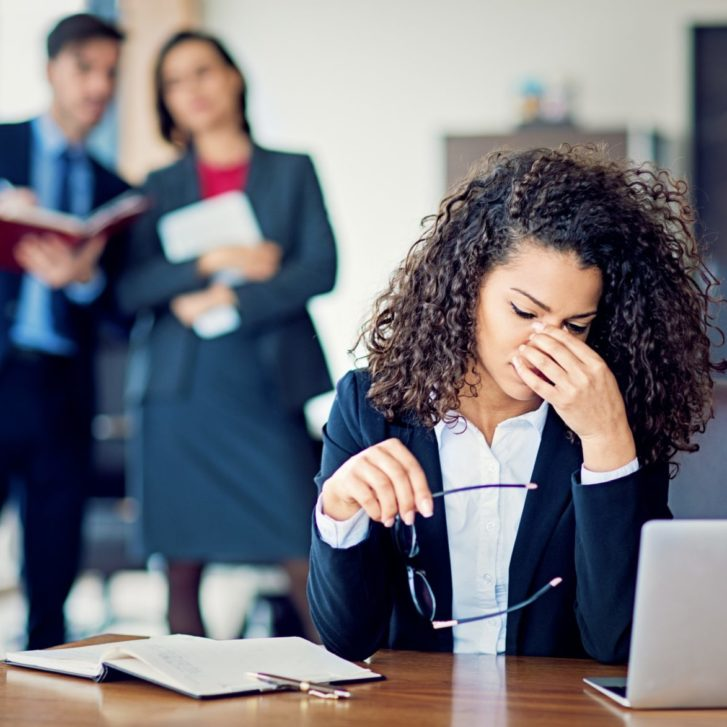 Responding to Workplace Stress
