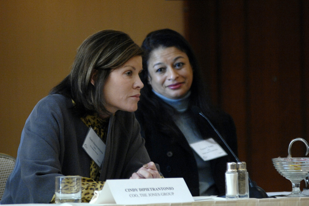 'Lead-her-ship' at the Wharton Women Business Conference