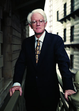Stock Superstar Who Beat The Street: Peter S. Lynch, WG'68