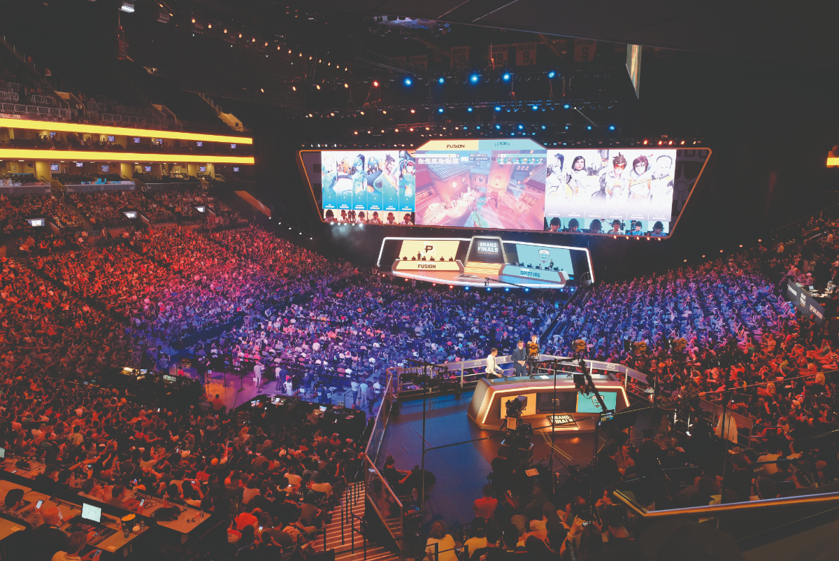 The Billion-Dollar Business Of E-Sports