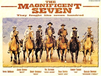 The Marketing Magnificent Seven