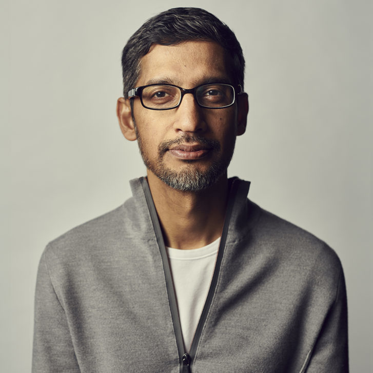 Sundar Pichai WG02 Wants to Change Your Life 5